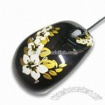 Flower Promotional Mouse