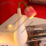 Flower Vase Simulation Lamp