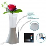 Flower Vase Speaker with UsB Card Reader and Radio