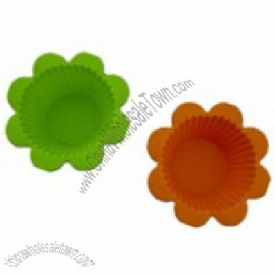 Flowers Silicone Cake Mould