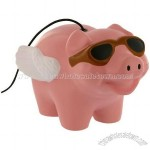 Flying Pig Bounce Back Stress Balls