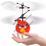 Flying Saucer Angry Birds Infrared Induction RC Helicopter Floating UFO Remote Control