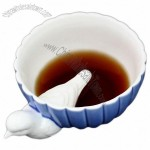 Flying Sparrow Tea Cup - Flying Out
