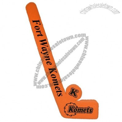 Foam Hockey Stick & Puck Set Spirit Waver(27