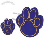 Foam Paw Cheering Mitt - Outlined