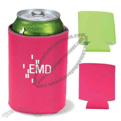 Foldable Can Cooler Holder