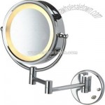 Foldable Cosmetic Magnifier Mirror