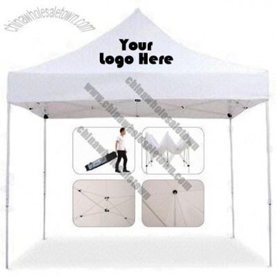 Foldable Gazebo with Powder Coated Frame