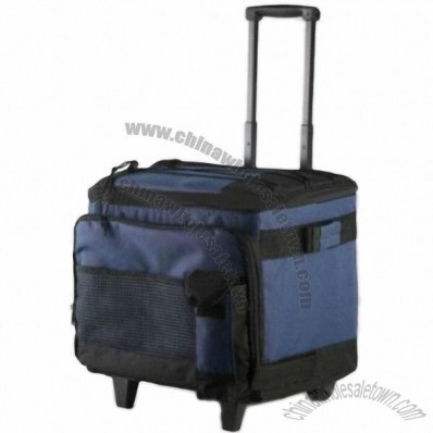 Foldable Trolley Cooler Bag