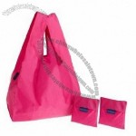 Foldable nylon/polyester Shopping Bag