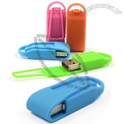 Folded Wrap USB Flash Drive Memory Stick