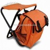Folding Camping Stool with Backpack