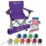 Folding Chair W/ Carrying Bag
