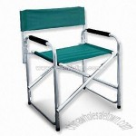 Folding Chair with Steel Tube Framework