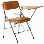 Folding Chair witn Writing Table