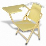 Folding Children's Chair with Writing Borad