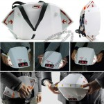 Folding Emergency Disaster Safety Helmet