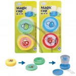 Folding Magic Cup Set of 2