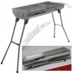 Folding Portable Family Furnace, BBQ Charcoal Grill