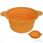 Folding Silicone Strainer