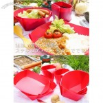Folds Plier - Fold Flat Dinner Set
