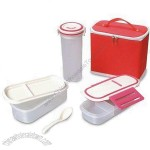 Food Container/Lunch Boxes with Picnic Bag