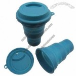 Food Grade Silicone Collapsible Cup