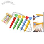 Food Storage Seal Bag Colorful Plastic Clip Clamp