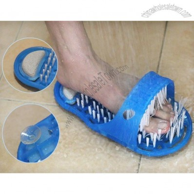 Foot Scrubber Brush Massager Cleaner