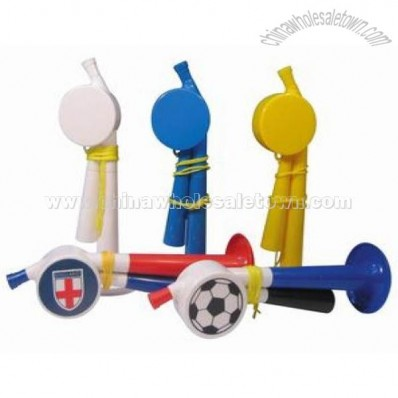Football Double Horn Noise Maker