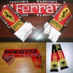 Football Fan Scarfs