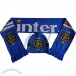 Football Fans Scarf And Hat Set