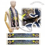 Football Fans Scarves-Polyester