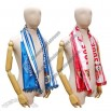 Football Fans Scarves-Satin Polyester