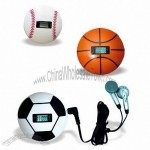 Football Pedometer with Radio