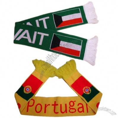 Football Scarf, Soccer Fans Scarves