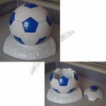 Football Shaped Mini Fridge / Car Refrigerator / Cooler and Warmer