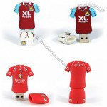 Football Shirt / Soccer Jersey USB Flash Drives