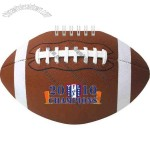Football Sportspad - Full color sports pad comes with 60 sheets of blank filler and gloss cover stock