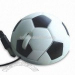 Football-shaped Optical Mouse