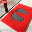 Footprint Door Mat