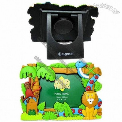 Forest Soft PVC Photo Frame