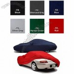 Form-Fit Car Covers