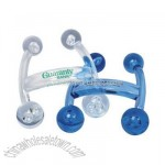 Four-Point Massager Blue
