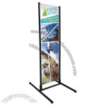 Four Season Dual Track Banner Double Sided Display Kit