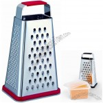 Four Sided Stainless Steel Kitchen Box Grater
