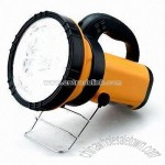 Four-in-one Rechargeable Spotlight with 30pcs LED Light
