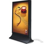 Four sheet free standing advertising Scrolling Light Box