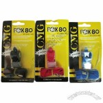 Fox 80 football/soccer/basketball Referee Whistle Cheerleaders Whistle