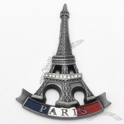 French souvenirs - Eiffel Tower fridge Magnet